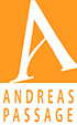 Andreas-Passage Logo