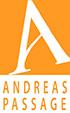 Andreas-Passage Logo